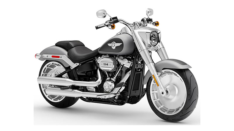 2020 Harley-Davidson Fat Boy® 114 in Chippewa Falls, Wisconsin - Photo 3
