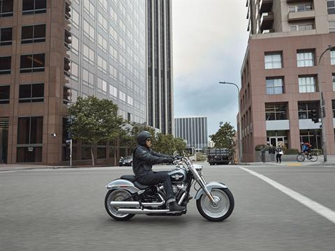 2020 Harley-Davidson Fat Boy® 114 in Pittsfield, Massachusetts - Photo 7