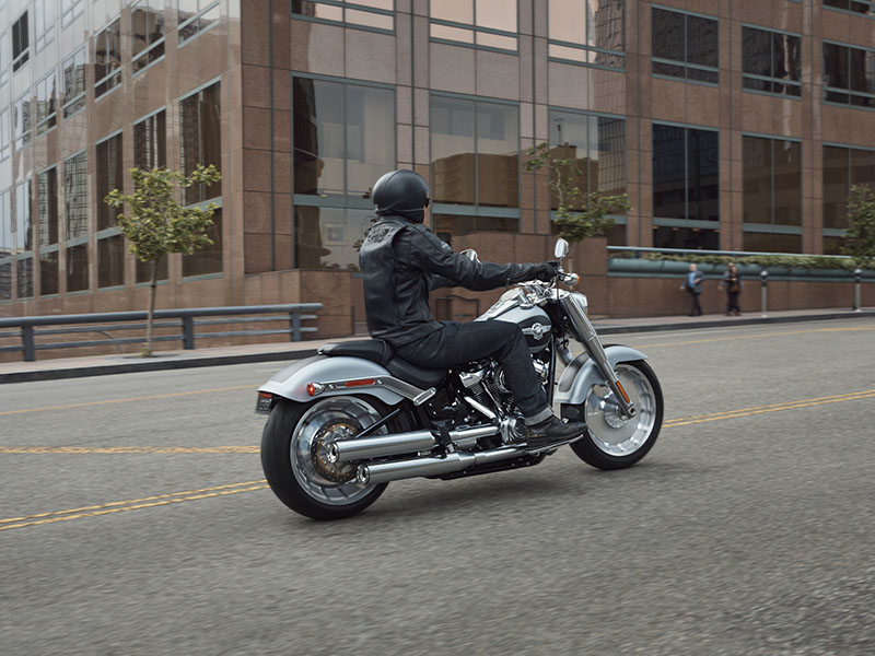 2020 Harley-Davidson Fat Boy® 114 in Coralville, Iowa - Photo 8