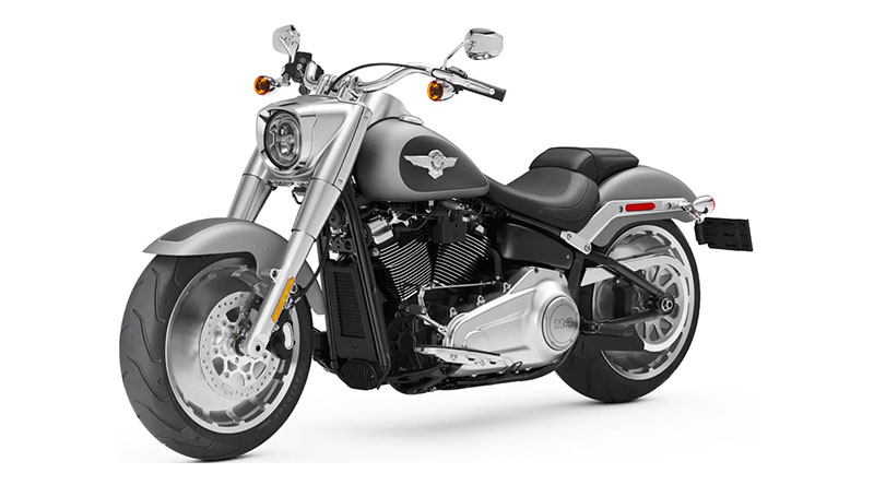 2020 Harley-Davidson Fat Boy® 114 in Chippewa Falls, Wisconsin - Photo 4