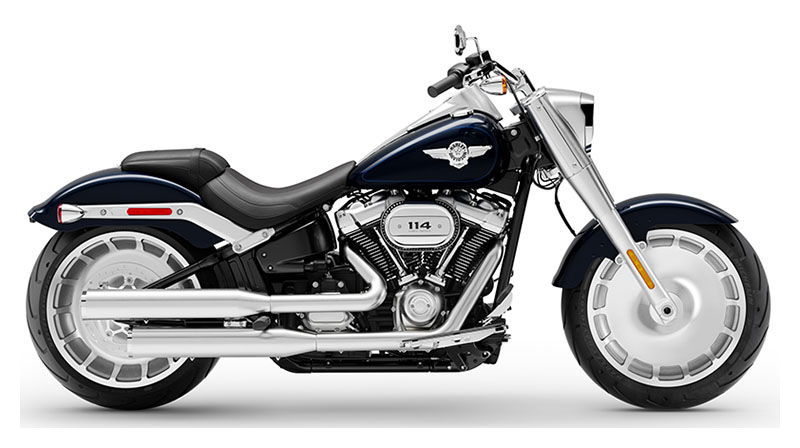 2020 Harley-Davidson Fat Boy® 114 in Sheboygan, Wisconsin