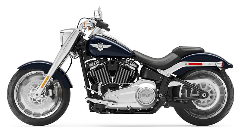 2020 Harley-Davidson Fat Boy® 114 in Chippewa Falls, Wisconsin - Photo 2