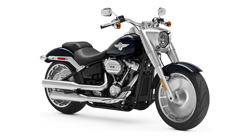 2020 Harley-Davidson Fat Boy® 114 in Pittsfield, Massachusetts