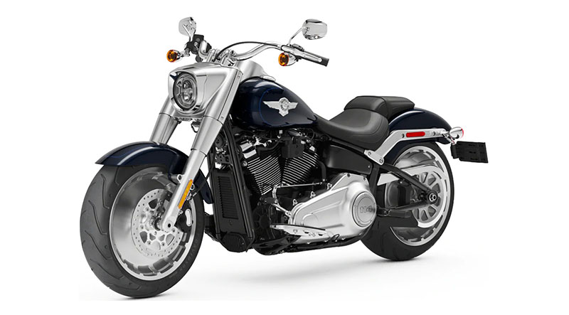 2020 Harley-Davidson Fat Boy® 114 in The Woodlands, Texas