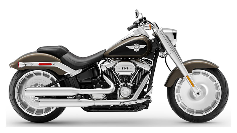 2020 Harley-Davidson Fat Boy® 114 in Beaver Dam, Wisconsin - Photo 1