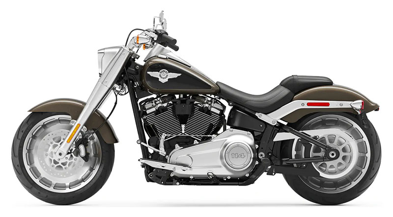 2020 Harley-Davidson Fat Boy® 114 in Beaver Dam, Wisconsin - Photo 2