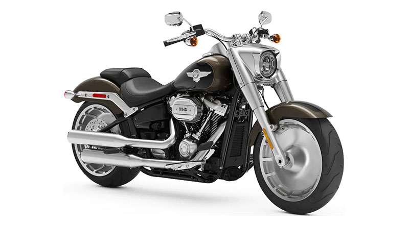 2020 Harley-Davidson Fat Boy® 114 in Bay City, Michigan - Photo 3