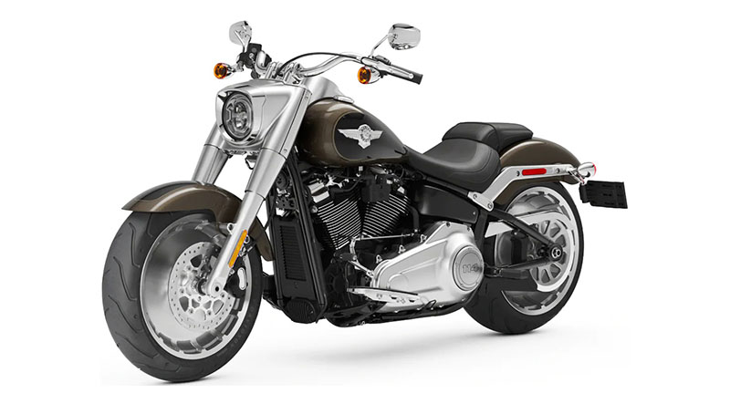 2020 Harley-Davidson Fat Boy® 114 in Roanoke, Virginia - Photo 4