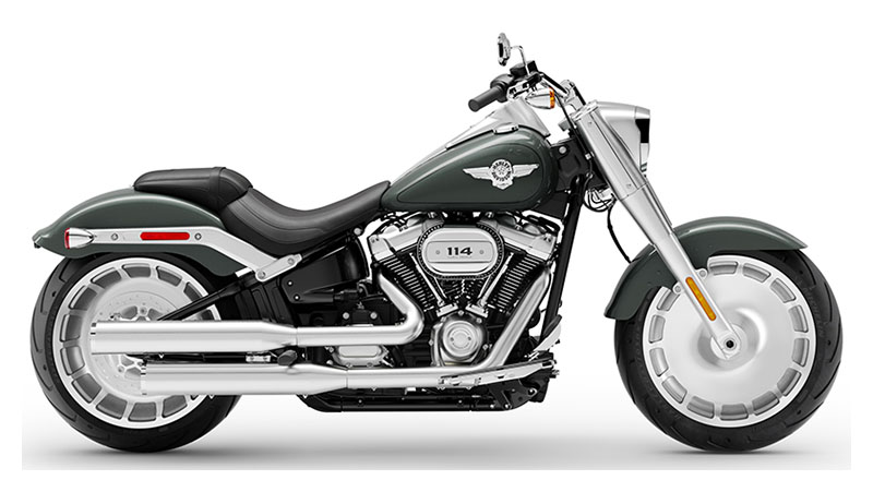 2020 Harley-Davidson Fat Boy® 114 in Mentor, Ohio - Photo 1