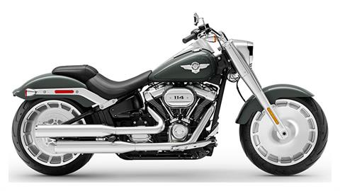2020 Harley-Davidson Fat Boy® 114 in Waterloo, Iowa