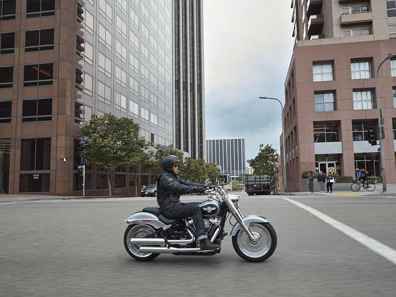 2020 Harley-Davidson Fat Boy® 114 in Scott, Louisiana