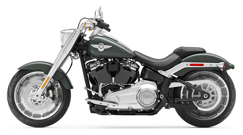 2020 Harley-Davidson Fat Boy® 114 in Michigan City, Indiana - Photo 2