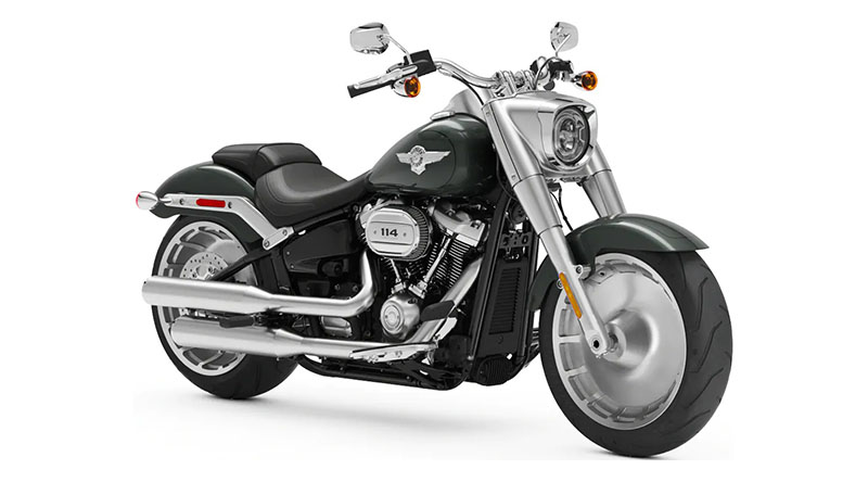 2020 Harley-Davidson Fat Boy® 114 in Madison, Wisconsin - Photo 3