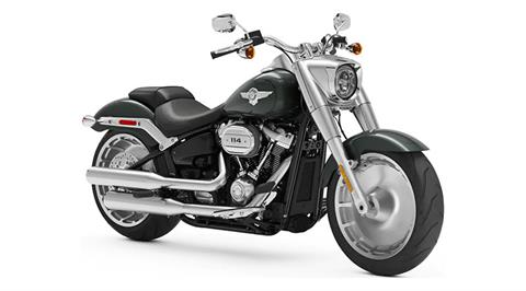 2020 Harley-Davidson Fat Boy® 114 in Omaha, Nebraska - Photo 3