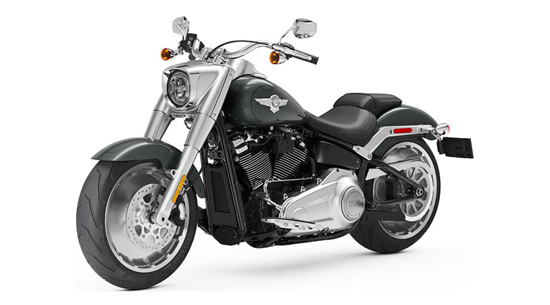 2020 Harley-Davidson Fat Boy® 114 in Michigan City, Indiana - Photo 4