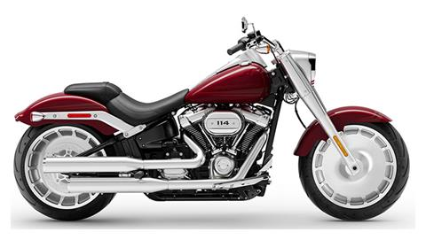 2020 Harley-Davidson Fat Boy® 114 in Beaver Dam, Wisconsin