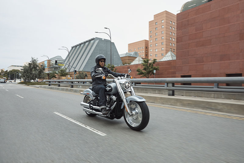 2020 Harley-Davidson Fat Boy® 114 in Leominster, Massachusetts - Photo 6