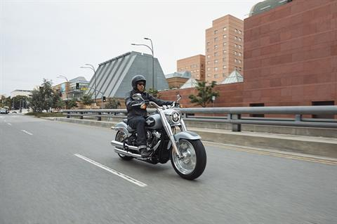 2020 Harley-Davidson Fat Boy® 114 in New London, Connecticut - Photo 6