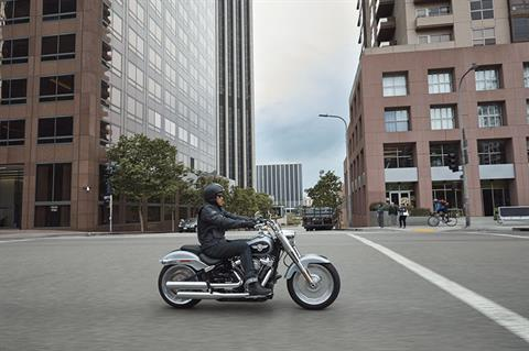 2020 Harley-Davidson Fat Boy® 114 in New London, Connecticut - Photo 7