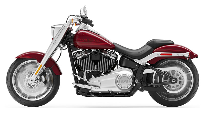 2020 Harley-Davidson Fat Boy® 114 in Rock Falls, Illinois
