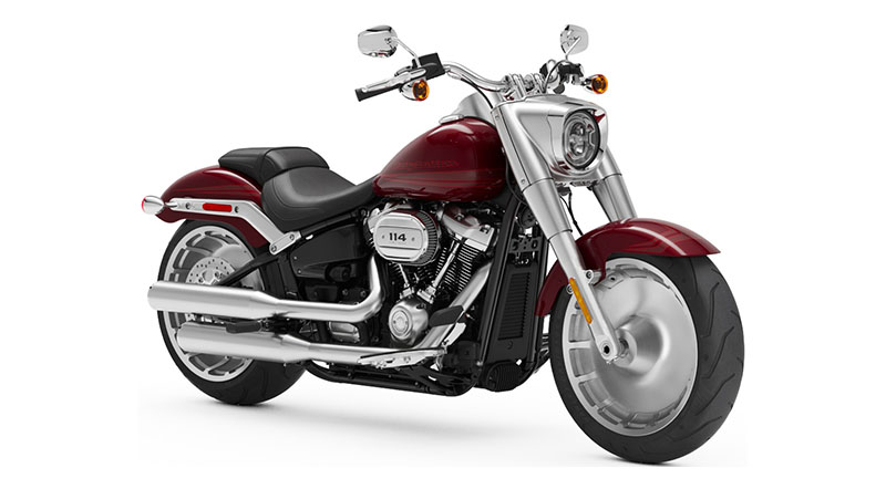 2020 Harley-Davidson Fat Boy® 114 in Lafayette, Indiana - Photo 3