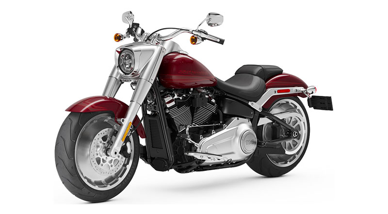 2020 Harley-Davidson Fat Boy® 114 in Flint, Michigan - Photo 4