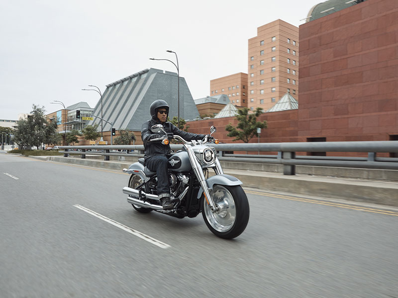 2020 Harley-Davidson Fat Boy® 114 in New York, New York - Photo 6