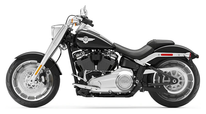2020 Harley-Davidson Fat Boy® 114 in Ukiah, California - Photo 2
