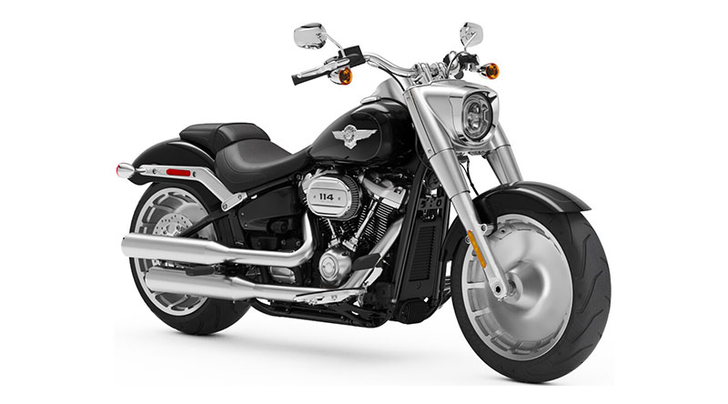 2020 Harley-Davidson Fat Boy® 114 in Faribault, Minnesota