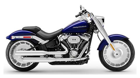 2020 Harley-Davidson Fat Boy® 114 in Cedar Rapids, Iowa - Photo 1