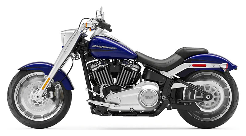 2020 Harley-Davidson Fat Boy® 114 in Roanoke, Virginia