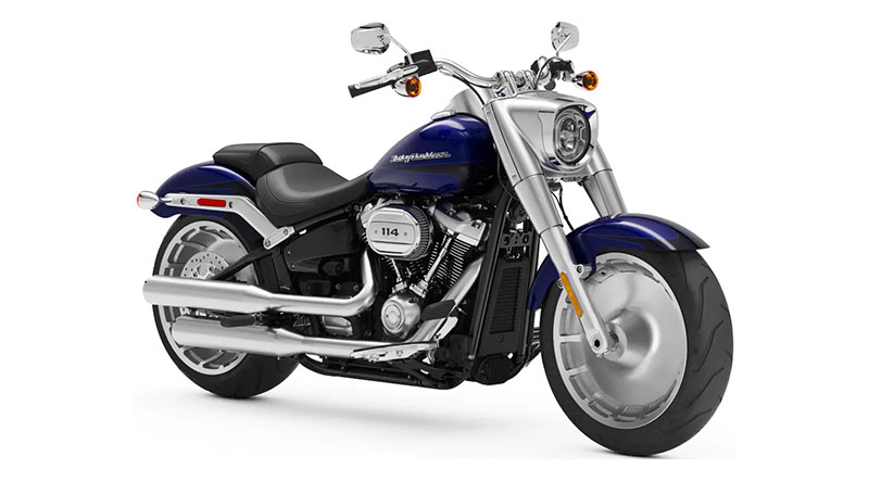 2020 Harley-Davidson Fat Boy® 114 in Lakewood, New Jersey
