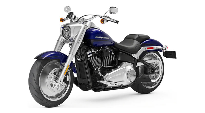 2020 Harley-Davidson Fat Boy® 114 in Jacksonville, North Carolina - Photo 4