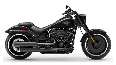 2020 Harley-Davidson Fat Boy® 114 30th Anniversary Limited Edition in Temple, Texas