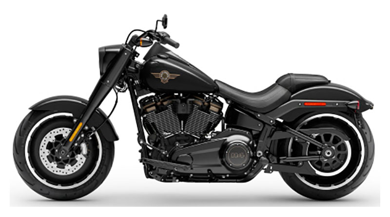 2020 Harley-Davidson Fat Boy® 114 30th Anniversary Limited Edition in Fort Ann, New York