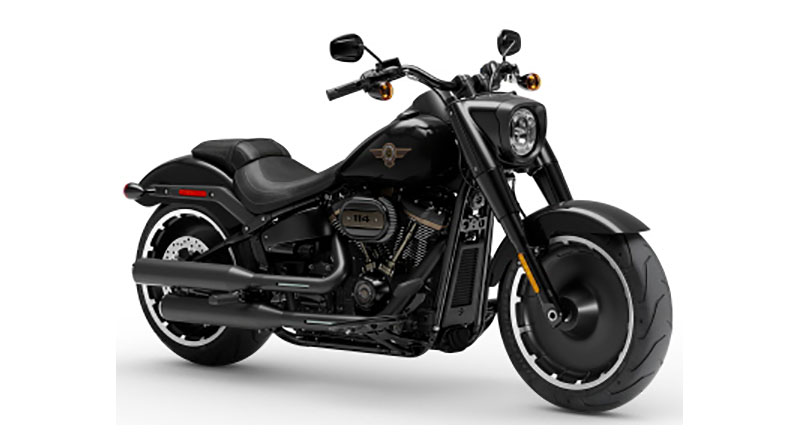 2020 Harley-Davidson Fat Boy® 114 30th Anniversary Limited Edition in Sarasota, Florida