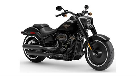 2020 Harley-Davidson Fat Boy® 114 30th Anniversary Limited Edition in Portage, Michigan - Photo 3