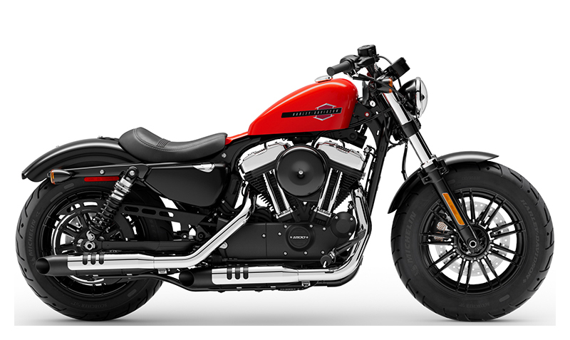 2020 Harley-Davidson Forty-Eight® in Mauston, Wisconsin - Photo 1