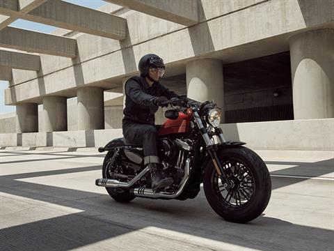 2020 Harley-Davidson Forty-Eight® in New York Mills, New York - Photo 6