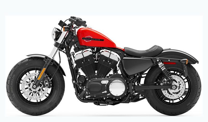 2020 Harley-Davidson Forty-Eight® in Leominster, Massachusetts