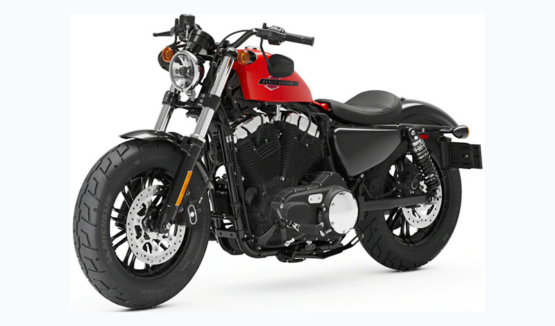 2020 Harley-Davidson Forty-Eight® in New London, Connecticut - Photo 4