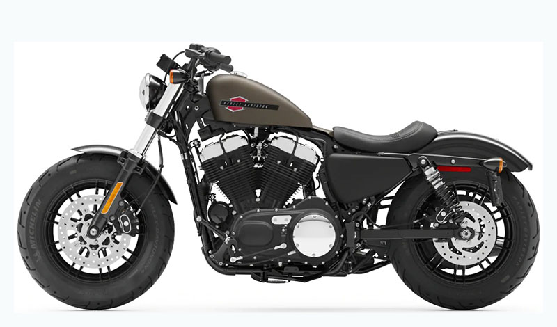 2020 Harley-Davidson Forty-Eight® in Jacksonville, North Carolina - Photo 2