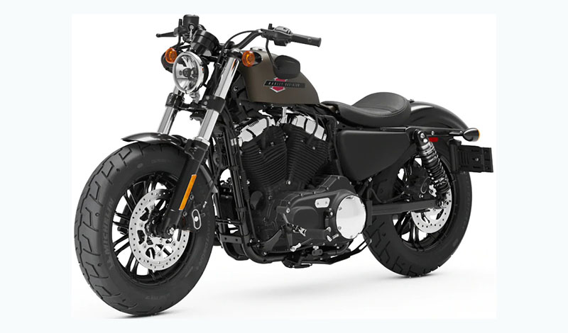 2020 Harley-Davidson Forty-Eight® in Jacksonville, North Carolina - Photo 4