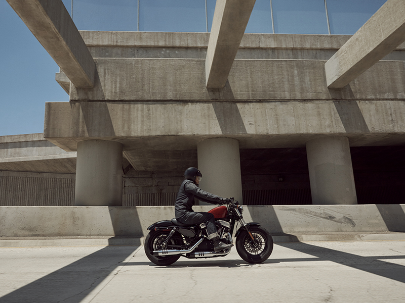 2020 Harley-Davidson Forty-Eight® in Augusta, Maine - Photo 8