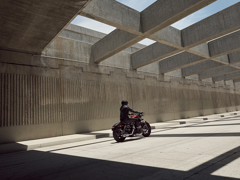 2020 Harley-Davidson Forty-Eight® in Augusta, Maine - Photo 9