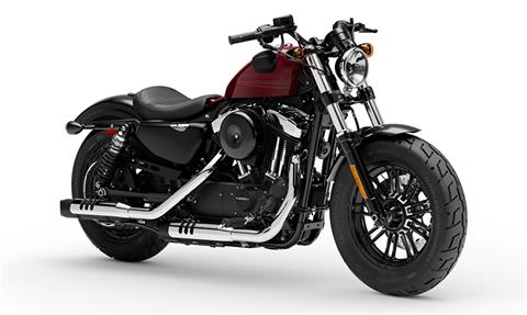 2020 Harley-Davidson Forty-Eight® in Faribault, Minnesota - Photo 3