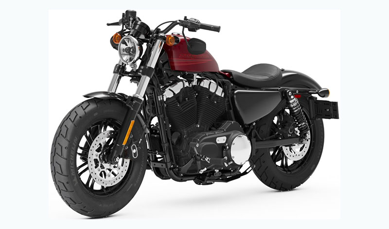 2020 Harley-Davidson Forty-Eight® in The Woodlands, Texas - Photo 4