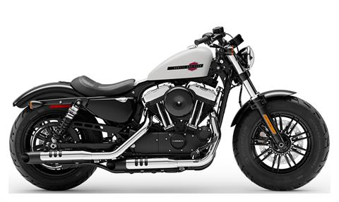 2020 Harley-Davidson Forty-Eight® in Augusta, Maine - Photo 1