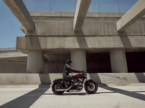 2020 Harley-Davidson Forty-Eight® in Augusta, Maine - Photo 7