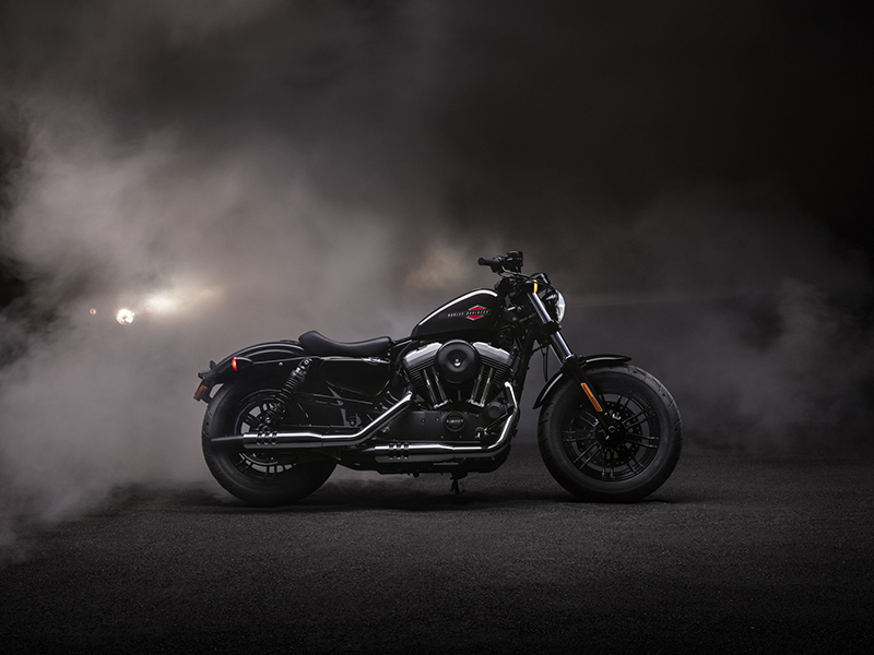 2020 Harley-Davidson Forty-Eight® in Augusta, Maine - Photo 2